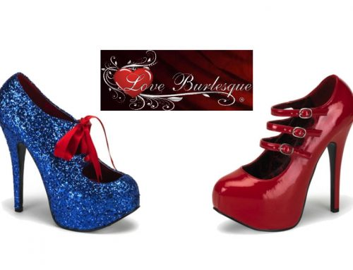 Love Burlesque Shoes