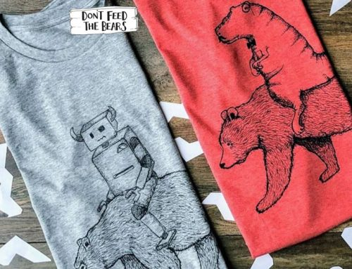 Don't feed the Bears – T-Shirts for Men